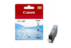 Canon CLI-521C cián (cyan) eredeti tintapatron