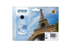 Epson T70214010 fekete (black) eredeti tintapatron