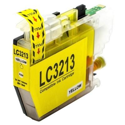 Brother LC-3213 sárga (yellow) kompatibilis tintapatron