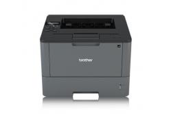 Brother HL-L5000D laser nyomtató - A4, 40ppm, 1200x1200, 128MB, PCL6, USB 2.0, DUPLEX