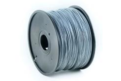 GEMBIRD filament ABS, 1,75mm, 1kg, ezüst