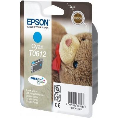 Epson T06124010 cián (cyan) eredeti tintapatron