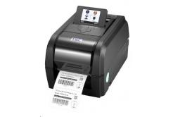 TSC TX300 TT címkenyomtató, 300 dpi, 6 ips, LCD, dark