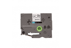 Brother HSe-231 11,7mm x 1,5m, fekete nyomtatás / fehér alapon, kompatibilis szalag