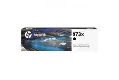 HP 973X L0S07AE fekete (black) eredeti tintapatron