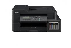 Brother DCP-T710W multifunkciós tintasugaras nyomtató - A4, 12ppm, 128MB, 6000x1200, USB, WIFI, ADF 20, TANK
