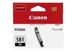 Canon CLI-581BK, 2106C001 fekete (black) eredeti tintapatron