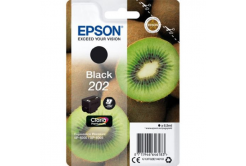 Epson 202 C13T02E14010 fekete (black) eredeti tintapatron