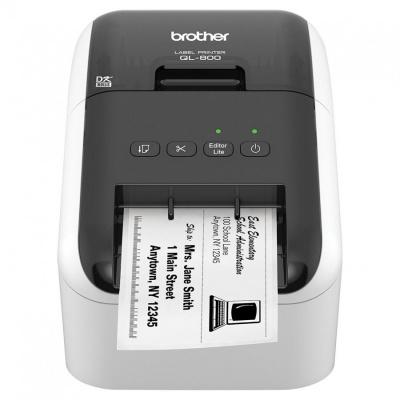 Brother QL-800 QL800YJ1 címkenyomtató
