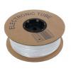 Feliratozható PVC cső kerek BA-55, 5,5 mm, 200 m, fehér
