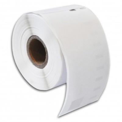 Dymo 99015, 54mm x 70mm, fehér, kompatibilis címketekercs