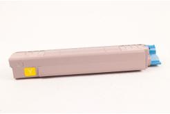 OKI 44059209 sárga (yellow) utángyártott toner