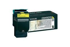 Lexmark C544X2YG sárga (yellow) eredeti toner