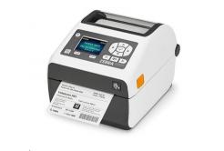 Zebra ZD620 ZD62H43-D0EL02EZ Healthcare DT címkenyomtató, LCD, 300 dpi, USB, USB Host, Serial, LAN, 802.11, BT ROW