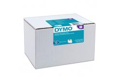 Dymo 99014, S0722420, 101mm x 54mm, eredeti címketekercs, 12 db