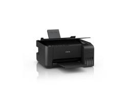 Epson EcoTank L3150, 3in1, A4, 1440x5760dpi, 33ppm, USB, Wi-Fi, Wi-Fi Direct, tintasugaras nyomtató