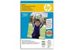 "HP Q8691A Advanced Glossy Photo Paper, fotópapírok, fényes, zdokonalený, fehér, 10x15cm, 4x6"", 250 g/m2, 25 db"