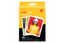 KODAK Zink - fotografický papír 3x4 40-pack
