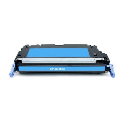 HP 503A Q7581A cián (cyan) kompatibilis toner