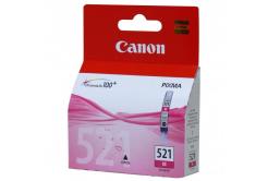 Canon CLI-521M, 2935B001 bíborvörös (magenta) eredeti tintapatron