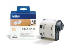 Brother DK-11209, 29mm x 62mm, hőérzékeny papírcímkék