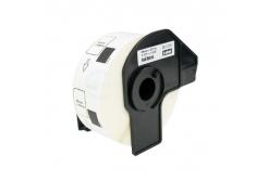 Brother DK-11215, 29mm x 42mm, 700x, kompatibilis címketekercs