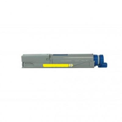 OKI 43459329 sárga (yellow) kompatibilis toner