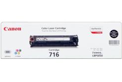 Canon CRG-716 fekete (black) eredeti toner