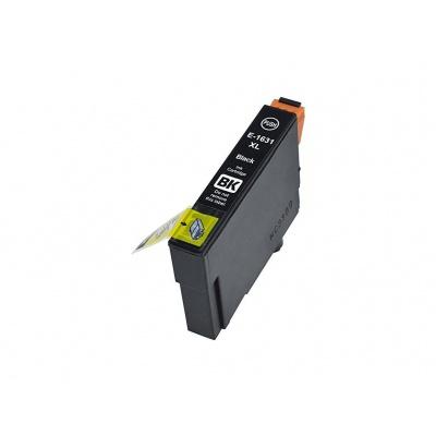 Epson T1631 XL fekete (black) kompatibilis tintapatron