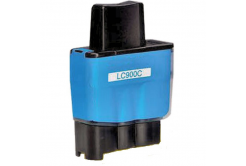 Brother LC-900C cián (cyan) kompatibilis tintapatron