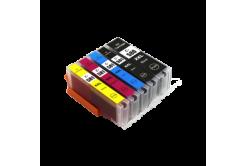 Canon CLI-581XXL Bk, C,M,Y + PGI-580XXLBk multipack kompatibilis tintapatron