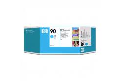 HP 90 C5060A cián (cyan) eredeti tintapatron