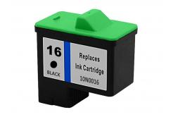 Lexmark 16 10N0016 fekete (black) kompatibilis tintapatron