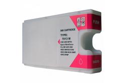 Epson T7013 bíborvörös (magenta) kompatibilis tintapatron