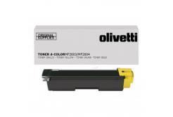 Olivetti B1067 sárga (yellow) eredeti toner