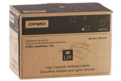 Dymo S0947410, 89mm x 28mm, fehér, eredeti címketekercs