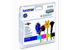 Brother LC-970VALBP multipack eredeti tintapatron