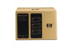HP 90 C5095A 3ks fekete (black) eredeti tintapatron