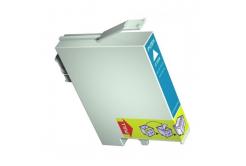 Epson T0712 cián (cyan) kompatibilis tintapatron
