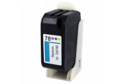 HP 78 C6578A színes kompatibilis tintapatron