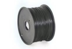 GEMBIRD filament ABS, 1,75mm, 1kg, fekete