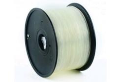 GEMBIRD filament ABS, 1,75mm, 1kg, transparent