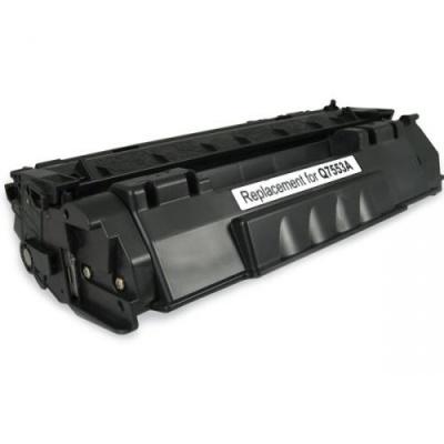 HP 53A Q7553A fekete (black) kompatibilis toner