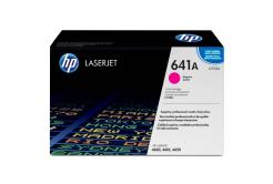 HP 641A C9723A bíborvörös (magenta) eredeti toner