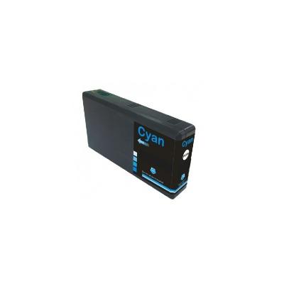 Epson T7022 XL cián (cyan) kompatibilis tintapatron