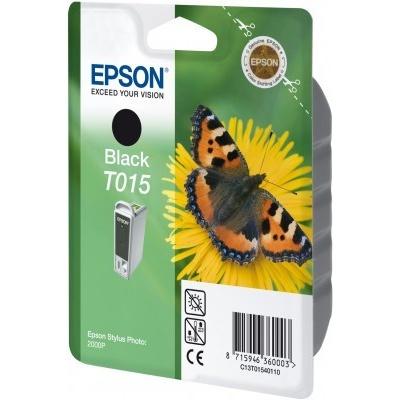 Epson T015401 fekete (black) eredeti tintapatron