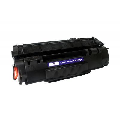 HP 49A Q5949A fekete (black) kompatibilis toner