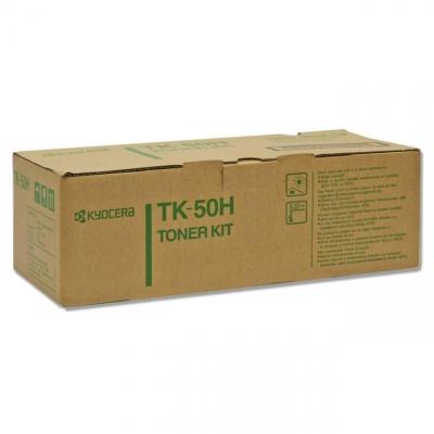 Kyocera Mita TK-50H fekete (black) eredeti toner