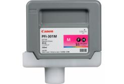 Canon PFI-301M, 1488B001 bíborvörös (magenta) eredeti tintapatron