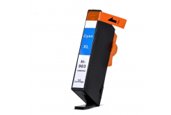 HP 903XL T6M03AE cián (cyan) kompatibilis tintapatron